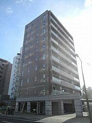 北海道札幌市中央区南二条西21丁目の賃貸マンションの外観