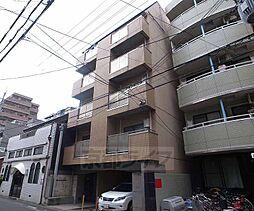 京都府京都市中京区押小路通り高倉西入ル左京町の賃貸マンションの外観