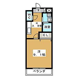 近鉄蟹江駅 5.2万円