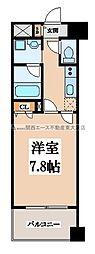 S-FORT住道[6階]の間取り