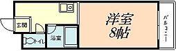 ノアーズアーク88[224号室]の間取り