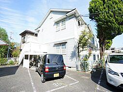 兵庫県伊丹市瑞穂町5丁目の賃貸アパートの外観