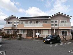和歌山県和歌山市福島の賃貸マンションの外観