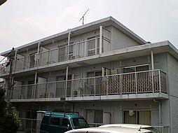 サンハニー駒沢[301号室]の外観