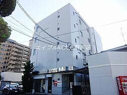 グランツ西古松I[4階]の外観