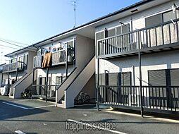 コーポシマヌキ[2階]の外観