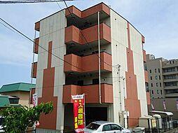 フォンテーヌ東津田[4階]の外観