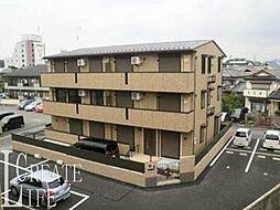 埼玉県戸田市下戸田2丁目の賃貸アパートの外観