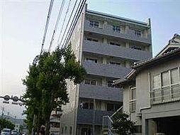 岡山県岡山市北区伊福町3丁目の賃貸マンションの外観