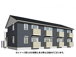 (仮)D-room西本町 B棟[203号室]の外観