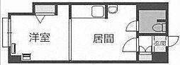 ロードサイド24[309号室]の間取り