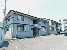 福岡県北九州市門司区大字吉志の賃貸アパートの外観