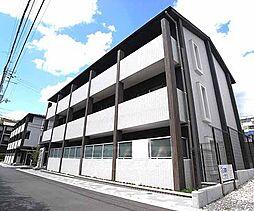 京都府京都市北区鷹峯木ノ畑町の賃貸マンションの外観