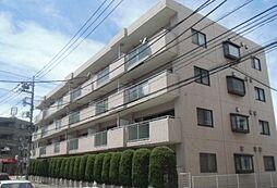 神奈川県横浜市港北区綱島西5丁目の賃貸マンションの外観
