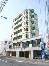 北海道札幌市北区北三十四条西5丁目の賃貸マンションの外観