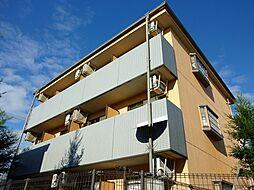 ハイツコンフォートA棟[1階]の外観