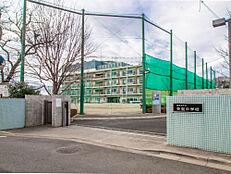 中学校 1200m 西東京市立青嵐中学校