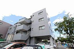 愛知県名古屋市守山区新守西の賃貸マンションの外観