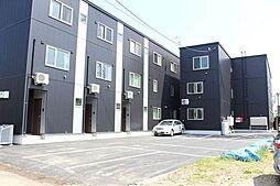 [テラスハウス] 北海道札幌市西区発寒十条1丁目 の賃貸【/】の外観