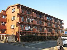 コーナス・ガーデンA棟[2階]の外観