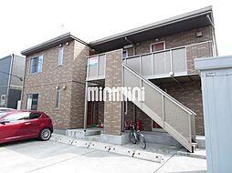 宮城県仙台市泉区泉ケ丘4丁目の賃貸アパートの外観