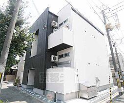 近鉄京都線 上鳥羽口駅 徒歩10分の賃貸アパート