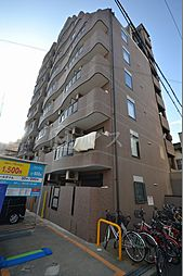 メゾンナカムラ北堀江[3階]の外観