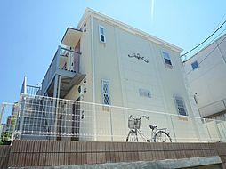 フルセイル西生田[2階]の外観