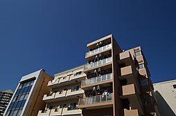 神奈川県横浜市都筑区北山田2の賃貸マンションの外観