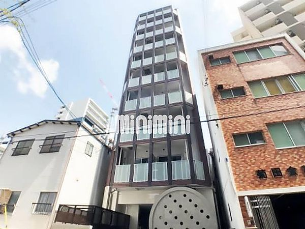 SPACE BEAT 2階の賃貸【愛知県 / 名古屋市中区】