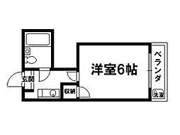 N.N.HOUSE[3階]の間取り