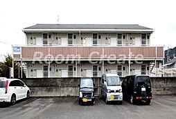 徳島県徳島市庄町4丁目の賃貸アパートの外観