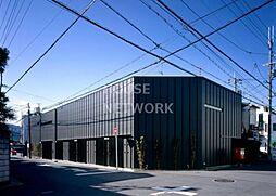 京都府京都市左京区高野清水町の賃貸アパートの外観