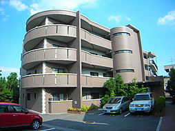 兵庫県宝塚市山本東町3丁目の賃貸マンションの外観