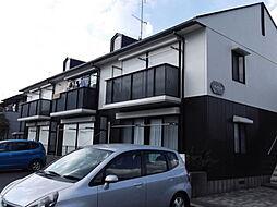 埼玉県さいたま市中央区円阿弥7丁目の賃貸アパートの外観