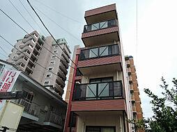 福岡県北九州市戸畑区銀座1丁目の賃貸マンションの外観