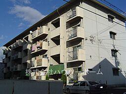 三栄ハイツ[2階]の外観