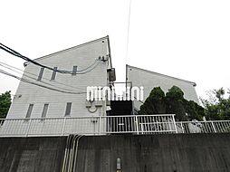 タウン唐山 B棟[2階]の外観