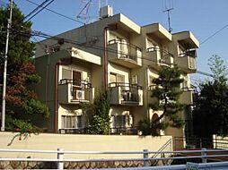 兵庫県神戸市東灘区岡本5丁目の賃貸マンションの外観