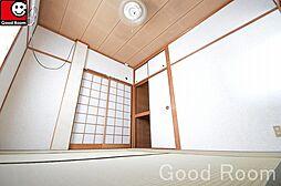 天野アパート[2階]の外観