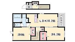 宝殿駅 7.9万円