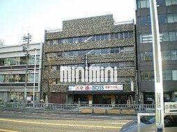 大蔵ビル南棟[4階]の外観