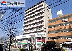 ステーションビルASATOKU[3階]の外観