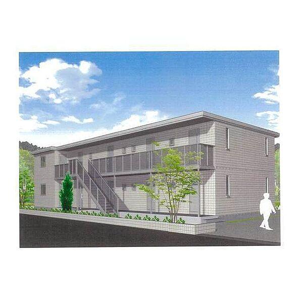 仮)神畑ウィズハイム 2階の賃貸【長野県 / 上田市】