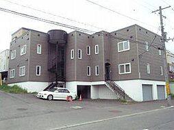 メゾニティサエキI[203号室]の外観