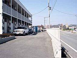 兵庫県姫路市飯田1丁目の賃貸アパートの外観