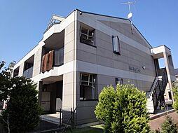 千葉県四街道市もねの里2丁目の賃貸アパートの外観