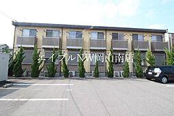JR山陽本線 岡山駅 バス40分 福吉町下車 徒歩3分の賃貸テラスハウス