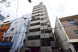 リーガル四ツ橋II[5階]の外観