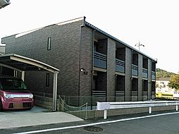 レオネクストKAZUMI[2階]の外観